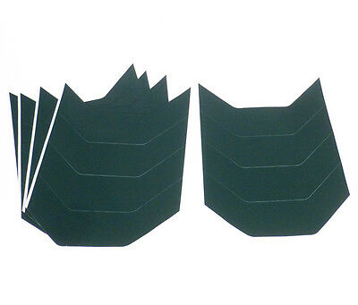 Book Spine REPAIR WINGS in GREEN COLOR 20 Pieces