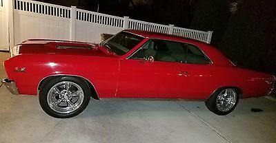 1967 Chevrolet Chevelle  1967 Chevy Chevelle ss clone. mint beauty completely rebuilt. low miles.
