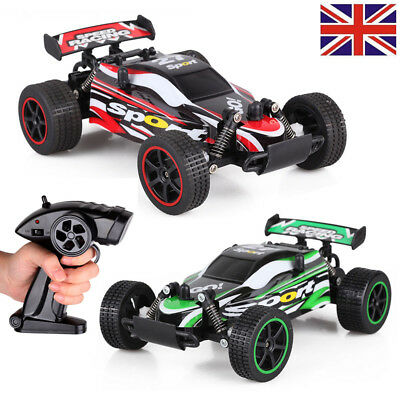 OFF ROAD MONSTER TRUCK BUGGY 25KM/H RECHARGEABLE Radio Remote Control Car 1:20