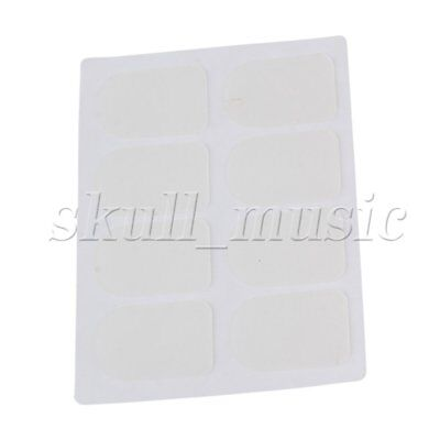 8pcs0.5mm SAX Clarinet Mouthpiece Patches Pads Clear