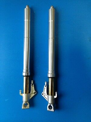 COPPIA CANNE FORCELLE FORKS ADJUSTABLE DUCATI 749S 999 dal 2003 al 2006 SHOWA