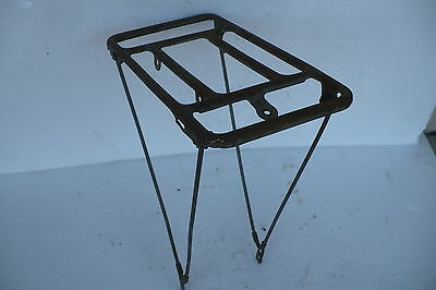 Porte bagages 1950 ancien luggage rack