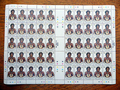 SOLOMON ISLANDS Wholesale 1990 Personal Ornaments 18c SG668 Sheet of 50 FP2524