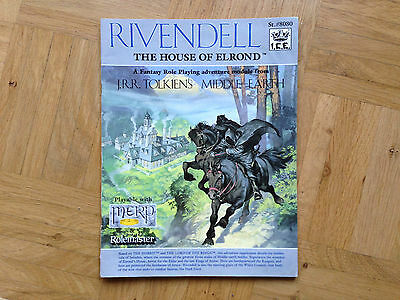 MERP / MERS Rivendell - The House of Elrond (I.C.E. Middle Earth Roleplaying)