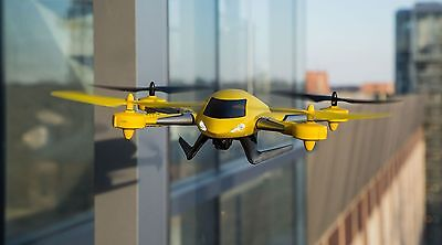 Blade Zeyrok Rtf Yellow Rc Quadcopter With Hd Camera Safe Beginner Blh7360T1
