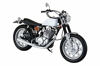 Aoshima 1/12 bike series No.11 Yamaha SR400S with custom parts Model Car