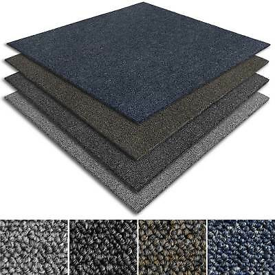 Commercial Office Carpet Tile Flooring Retail Floor Cover Domestic Heavy Duty