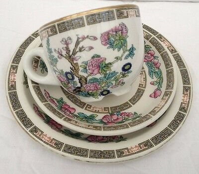 Churchill Super Vitrified Hotelware Indian Tree Design China