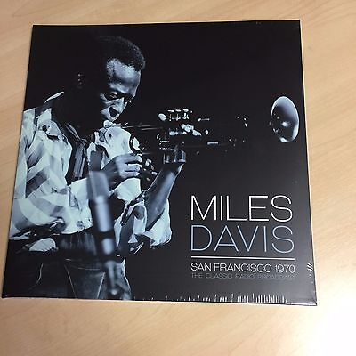 Miles Davis ‎– San Francisco 1970 (VINYL) New and sealed