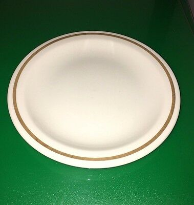 Churchill Hotelware China Gold Band Pattern