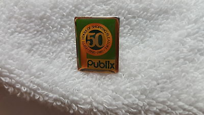 Publix Pin 1930-1980 50 Years Of Shopping Pleasure