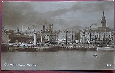 Silvery Gleams Dundee, Davidson's RP card no. 888, posted Dundee 1912