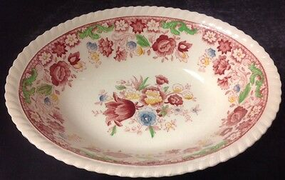 """Johnson Brothers WINCHESTER 9"""" Oval Vegetable Bowl"""