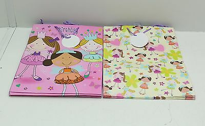 """NEW Wholesale Job Lot 12 x Tallon Large """"Birthday Wishes"""" Gift Bags  FREE P&P"""