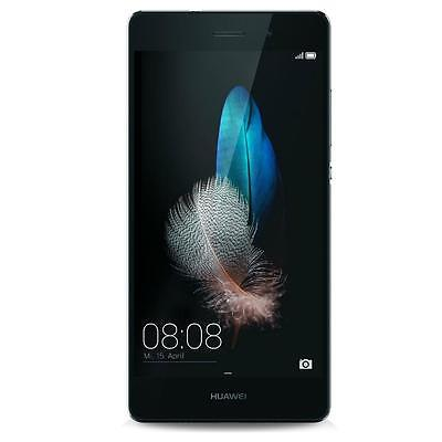 Huawei P8 Lite Black, Smartphone, Android, 16GB, 5''