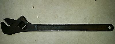 """Bahco adjustable spanner 24"""""""