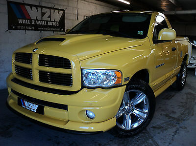 Dodge Ram 1500 Rumble Bee ! 5.7 V8 Hemi, Daytona Yellow,2005/05 Only 36K !