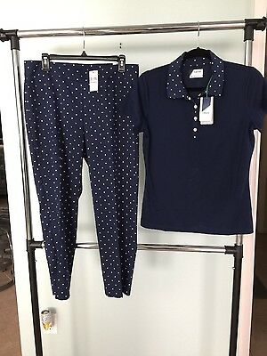 Brand New With Tags Womens Izod Golf Set