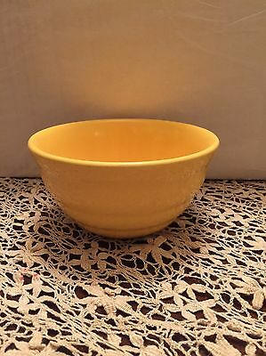 Vintage Small Yellow Beehive Bauer USA 36 Mixing Bowl