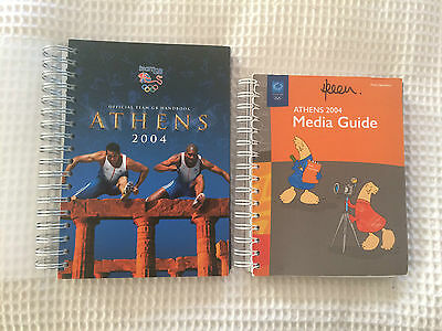 Athens 2004 Olympics  Team GB official guide & Media Guide