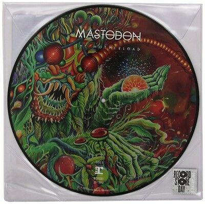 """Mastodon – The Motherload Rsd 12"""" Limited Vinyl Picture Disc (New)"""