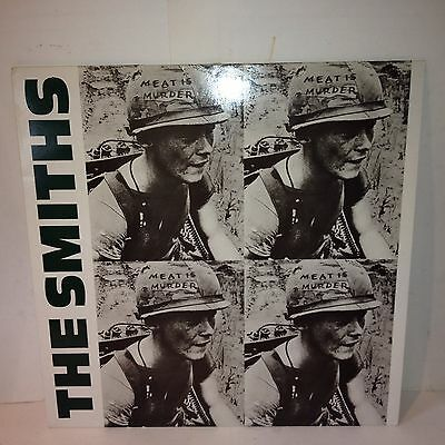 The Smiths Meat Is Murder Lp A2 B2