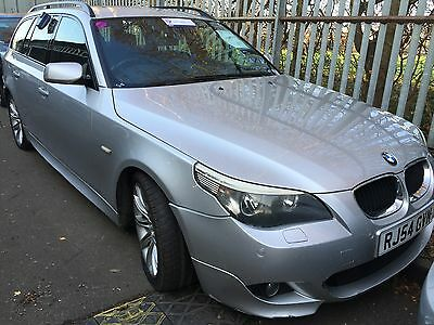 54 Bmw 535D Sport Touring Auto **this Is The Twin Turbo!*** Leather,sat Nav Etc