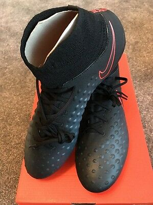 Nike Magista Orden II FG Football Sock Boots UK Size 9