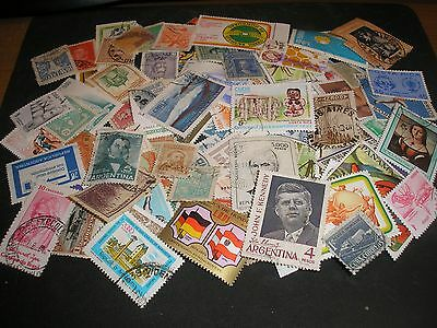 100 Timbres Amerique Latines Obliteres N° 229