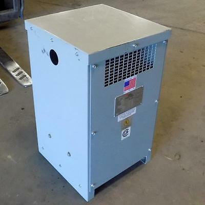 Power Magnetics 480 To 220V 10Kva Transformer Sfa-B691 / Tcr2S28386