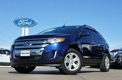 2011 Ford Edge SEL Sport Utility 4-Door 2011 Ford SEL