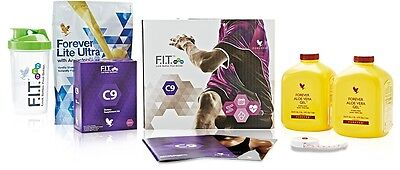 Forever Living - Clean 9 Pack - C9 Cleanse 9 Day Detox - Vanilla