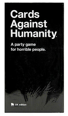 NEW Cards Against Humanity Uk Edition  SEALED PACK