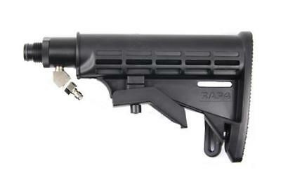 Solid ASA Adapter & Buttstock Kit to connect Paintball Remote Line [GF3]