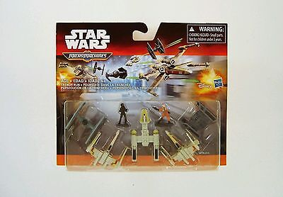 Hasbro Star Wars The Force Awakens Micro Machines Deluxe Vehicle Pack Trench Run