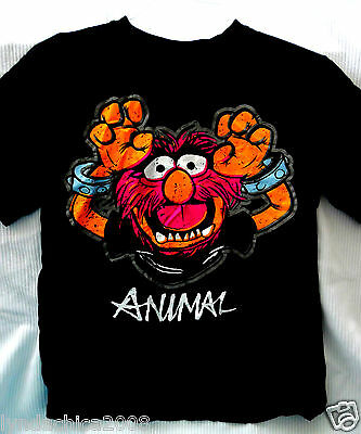 Muppets ANIMAL SHIRT (Size Small) Licensed By Disney ***BRAND NEW***