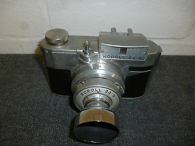Bencini Koroll 24s vintage camera with zoom lens bx18 106-0001