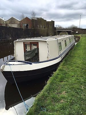 widebeam 57ft narrowboat project.