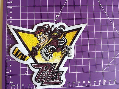 hockey ohl Peterborough Petes iron on patch