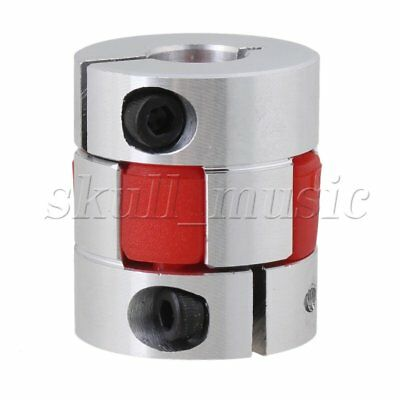 Textile Machinery CNC Plum Coupling Shaft 10 x 10mm Simple Structure