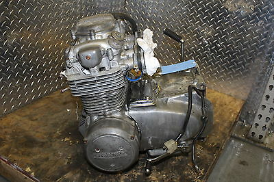 1978 Honda Cb550K Cb 550 K Engine Motor Unknown Miles