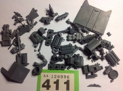 Warhammer 40k Imperial Guard/Astra Militarum Collection Bits Parts Spares #411