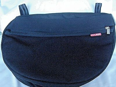 Skip Hop Storage/Diaper Bag, Easily Attaches to Stroller, Bicycle, Shopping Cart