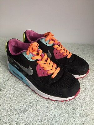 Nike Air Max Trainers Size R For Girls