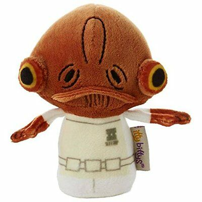 Admiral Ackbar Hallmark itty bitty bittys  STAR WARS  Force Awakens  Rogue One