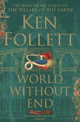 NEW World Without End By Ken Follett Paperback Free Shipping