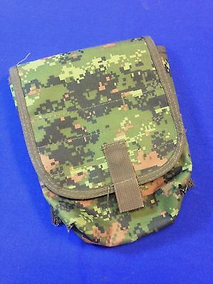 """CADPAT Tool / Shovel Pouch (NEW) MOLLE - 9.5"""" x 6"""""""