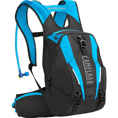 CamelBak Skyline 10L 100oz MTB Hydration Pack Black/Atomic Blue