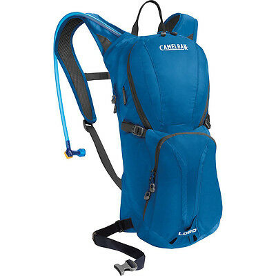 CamelBak Lobo 100 oz Hydration Pack Imperial Blue/Charcoal