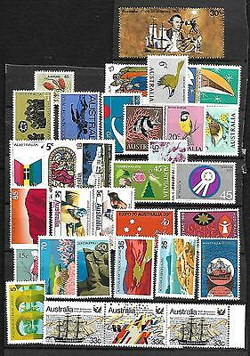 32 Early Muh Tonefree Decimal Low Start Post Office Fresh--Some Hi Values